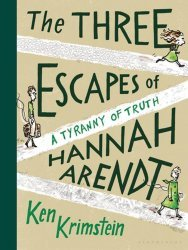 Bloomsbury's The Three Escapes of Hannah Arendt Hard Cover # 1
