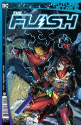 DC Comics's Future State: Flash Issue # 2