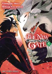 One Peace Books's The New Gate Soft Cover # 5