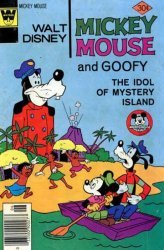 Gold Key's Mickey Mouse Issue # 172b