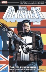 Marvel Comics's Punisher: Epic Collection TPB # 7