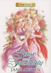 UDON Entertainment's Manga Classics: Sense And Sensibility Soft Cover # 1