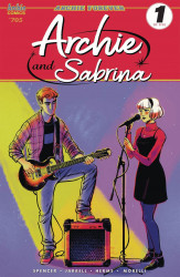 Archie Comics Group's Archie and Sabrina Issue # 705