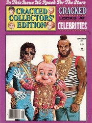 Globe Communications's Cracked: Collectors Edition Issue # 62