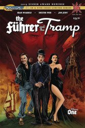 Source Point Press's The Fuhrer and the Tramp Issue # 1