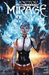 Valiant Entertainment's Doctor Mirage TPB # 1