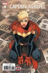 Marvel Comics's Mighty Captain Marvel Issue # 4