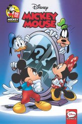 IDW Publishing's Mickey Mouse:  Quest For The Missing Memories TPB # 1