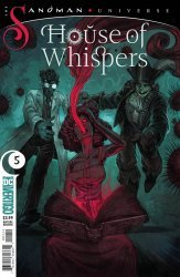 Vertigo's House of Whispers Issue # 5
