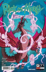 Oni Press's Rick and Morty: Worlds Apart Issue # 2