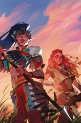 Titan Comics's Horizon: Zero Dawn Issue # 1g