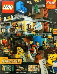 LEGO Systems's LEGO Life Magazine Issue nov/dec 2019