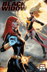 Marvel Comics's Black Widow Issue # 1unknown-b