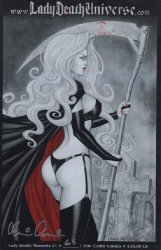 Coffin Comics's Lady Death: Moments Issue # 1previews