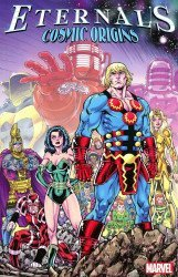 Marvel Comics's The Eternals: Cosmic Origins TPB # 1