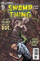 DC Comics's Swamp Thing Issue # 6