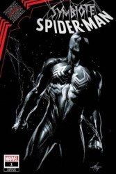 Marvel Comics's King in Black: Symbiote Spider-Man Issue # 1scorpion-a