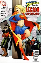 DC Comics's Supergirl and the Legion of Super-Heroes Issue # 17