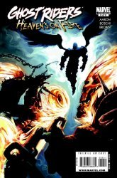 Marvel Comics's Ghost Riders: Heaven's on Fire Issue # 6