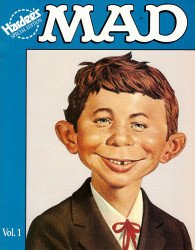 E.C. Publications, Inc.'s MAD Magazine: Hardee's Special Edition Issue # 1