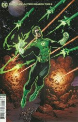 DC Comics's Green Lantern: Season Two Issue # 5b