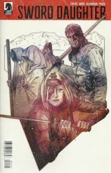 Dark Horse Comics's Sword Daughter Issue # 4b