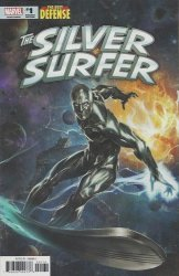 Marvel Comics's Silver Surfer: The Best Defense Issue # 1c
