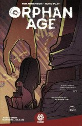 After-Shock Comics's Orphan Age TPB # 1