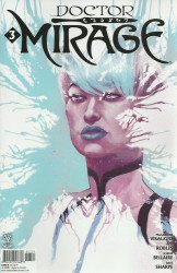 Valiant Entertainment's Doctor Mirage Issue # 3b