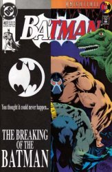 DC Comics's Batman Issue # 497