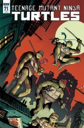 IDW Publishing's Teenage Mutant Ninja Turtles Issue # 71ri