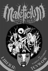 Sabin Cauldron's Maleficium Issue # 2