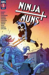 Scout Comics's Ninja Nuns: Bad Habits Die Hard Issue # 1