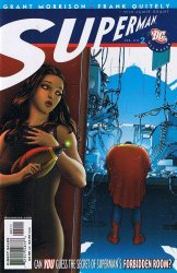 DC Comics's All-Star Superman Issue # 2