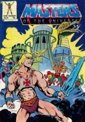 London Editions Magazines's Masters of the Universe Issue # 39