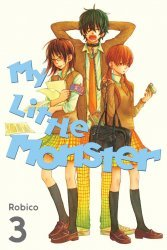 Kodansha Comics's My Little Monster Soft Cover # 3