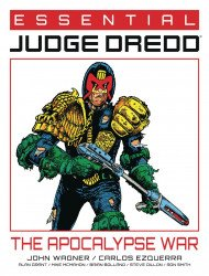 Rebellion's Essential Judge Dredd: The Apocalypse War TPB # 1