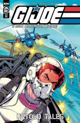 IDW Publishing's G.I. Joe: A Real American Hero Issue # 279ri