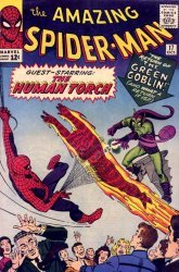 Marvel Comics's The Amazing Spider-Man Issue # 17