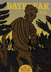 Drawn and Quarterly's Daybreak Hard Cover # 1b