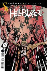 DC Black Label's John Constantine: Hellblazer Issue # 3