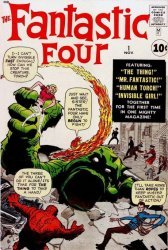 Marvel's Fantastic Four Issue # 1