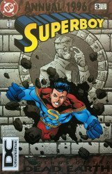 DC Comics's Superboy Annual # 3b