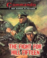 D.C. Thomson & Co.'s Commando: War Stories in Pictures Issue # 1246