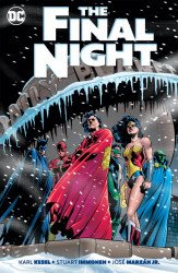 DC Comics's The Final Night TPB # 1b