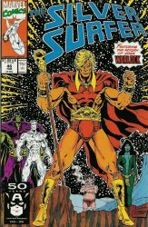 Marvel Comics's Silver Surfer Issue # 46