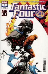 Marvel Comics's Fantastic Four Issue # 3e