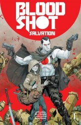 Valiant Entertainment's Bloodshot: Salvation Issue # 1