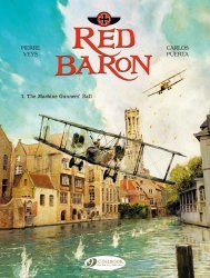 Cinebook's Red Baron Soft Cover # 1