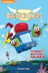 Papercutz's BreadWinners Hard Cover # 1